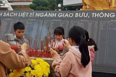 Kỷ niệm ngày thành lập Quân đội Nhân dân Việt Nam 22/12.